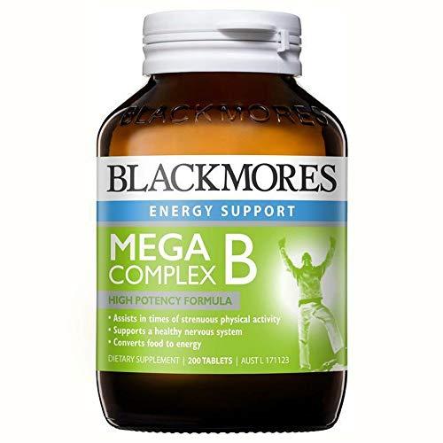 Blackmores Mega BComplex200 Tablets