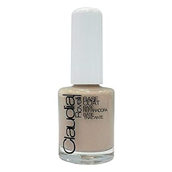 011eb80bf37ab1 CLAUDIA ROVELLI Vernis à ongles collection SOINS - Base Coat: Amazon ...