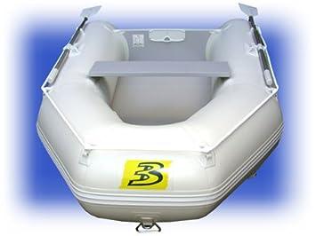 8,5 Baltik inflable flotador barco con aire de alta presión ...