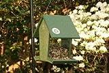 Cheap Songbird Essentials SERUBHF500 Green Hopper Feeder (Set of 1)