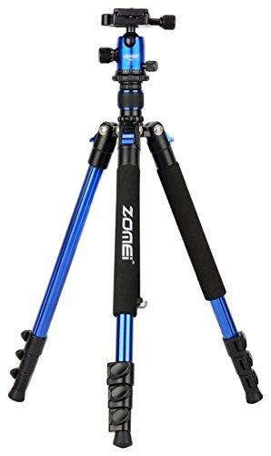 ZOMEi Q555 Lightweight Alluminum Alloy Camera Trip...