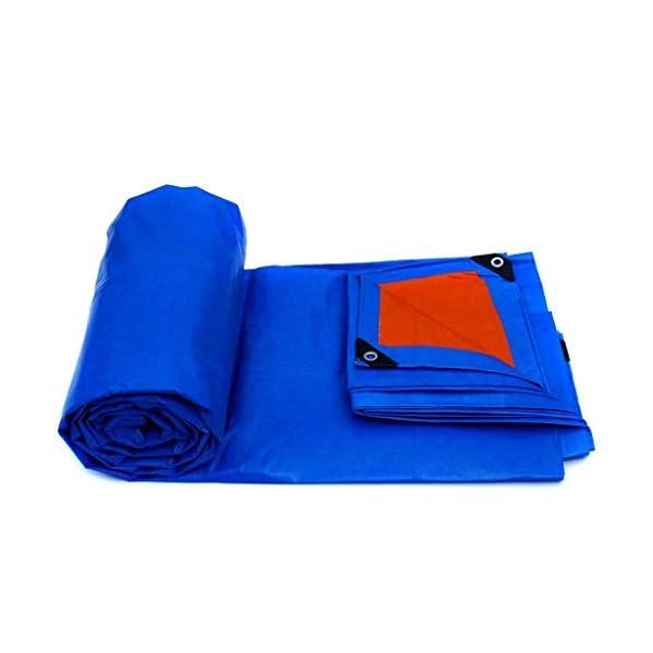 Telo di copertura antipioggia per esterni, multiuso, copertura per tenda, telo impermeabile, tenda da campeggio… 1 spesavip