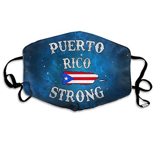Rico Puerto Rico Strong Dust Masks Reusable Activated Carbon Filters Breathable Safety Respirator For Outdoor Cycling Half Face Masks