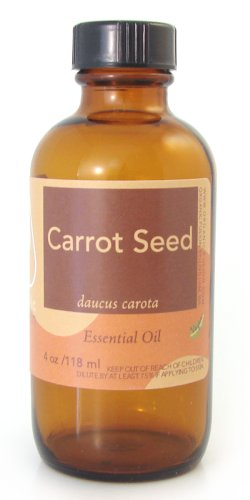 Organic Fusion Essential Oil (4 ounce)  - Carrot Seed