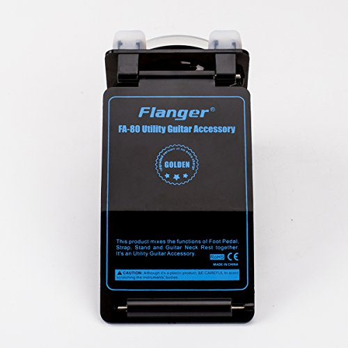 Flanger Professional Ergonomic Guitar support footstool guitar arch support by Flanger (Image #4)
