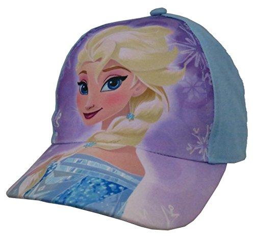 Disney Frozen Elsa Baseball Cap - One Size Girls 4-14 - Elsa Hat