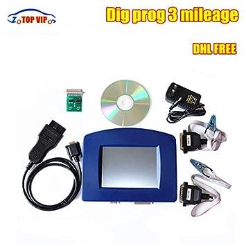 LKCAUTO Tech DHL Free DigiprogIII Newest digiprog 3 v4 94