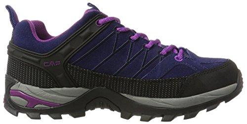 Cmp Rigel Lage Wmn Trekkingschoen Wp Cobalto-purple