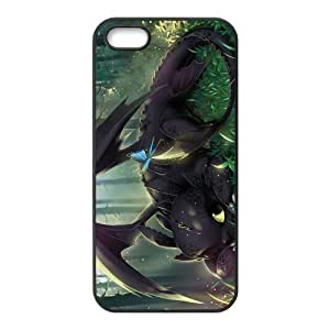 Customize Movie How to Train Your Dragon Back Case for iphone 5c JN5c15c61