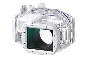 Panasonic DMW-MCTZ40E - Carcasa acuatica para cámaras de fotos digitales TZ40, sumergible hasta 45 m