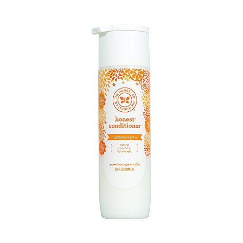 Price comparison product image Honest Perfectly Gentle Hypoallergenic Conditioner With Naturally Derived Botanicals, Sweet Orange Vanilla, 10 Fluid Ounce