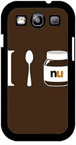 Luxury Nutella Coque pour téléphone mobile Samsung Galaxy S3 coque ...