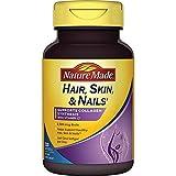 Best Hair Skin And Nails Vitamins - Nature Made Hair, Skin, Nails with Biotin 2500 Review