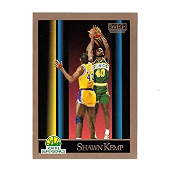 81c1819ca3ed6 1990-91 SkyBox #268 Shawn Kemp RC Rookie Card - Mint Condition Ships ...