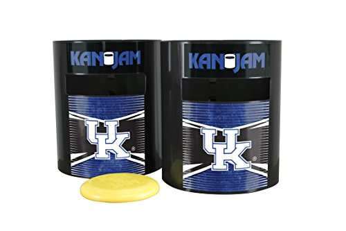 Kan Jam NCAA Kentucky Wildcats Disc Gamekentucky Wildcats Disc Game, Team Color, 11.875