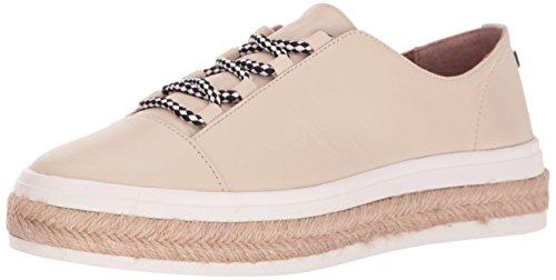 Calvin Klein Women's Jupa Fashion Sneaker, Soft White, 11 M US by Calvin Klein