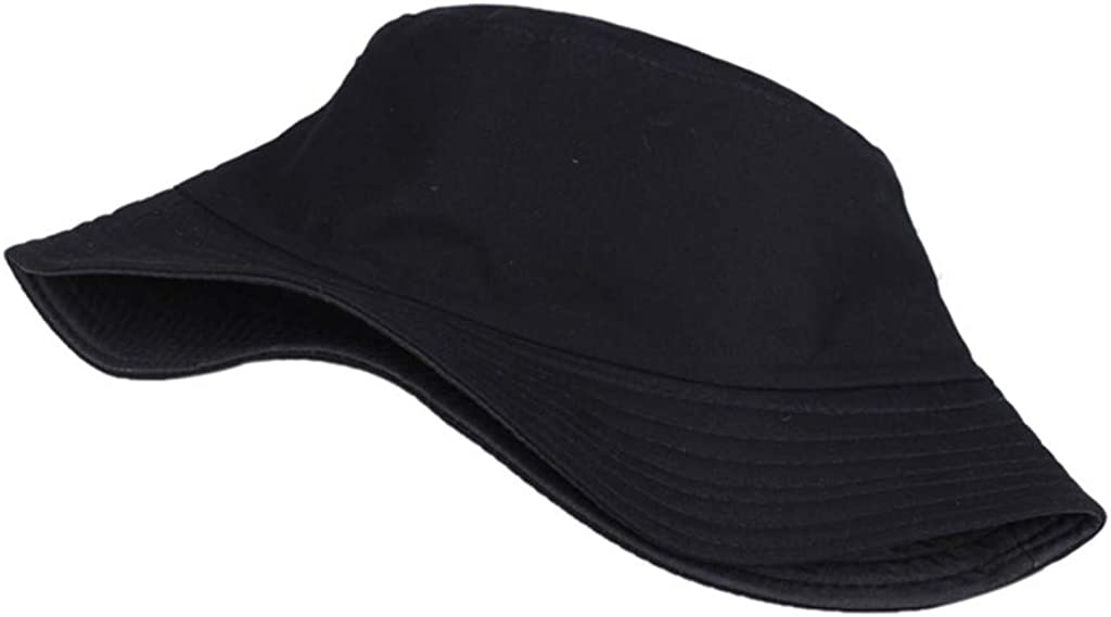 GREFER Hats for Womens Mens Outdoors Sun Protection Cap Solid Fisherman Hat