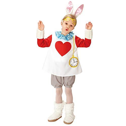 (Disney Alice in Wonderland Costume - White Rabbit Costume - Child Small)