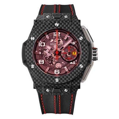 Hublot Big Bang Ferrari Magic Carbon Limited Edition of 1000 Pieces - 401.qx.0123.vr