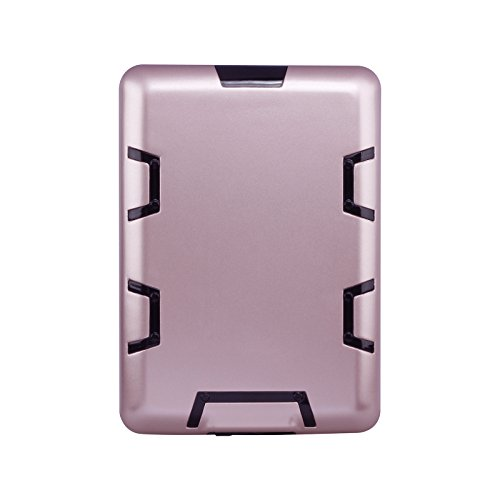 Kindle Paperwhite Case, Betty Dual Layer Full-body Heavy Duty Hybrid Shockproof Drop Proof Armor Defender Protective Shield Case (Fits All versions: 2012, 2013, 2014 and 2015 New 300 PPI in 6 inch) - 3gs Hard Case