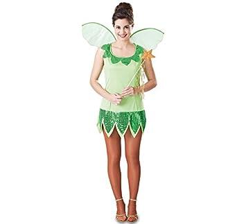 fyasa 706007 t04 tinkerbell kostum gross