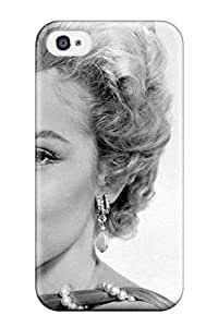 High Quality Shock Absorbing Case For Iphone 4/4s-marilyn Monroe