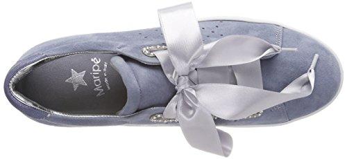 Maripé Damen 26706 Sneaker Türkis (camoscio Cielo)