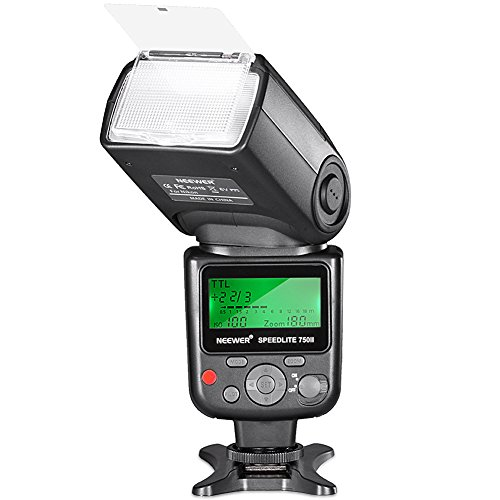 Used, Neewer 750II TTL Flash Speedlite with LCD Display for for sale  Delivered anywhere in USA