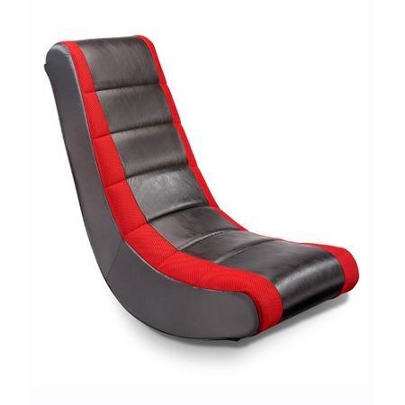 Rocker Ergonomic Seating Position Black Red product image