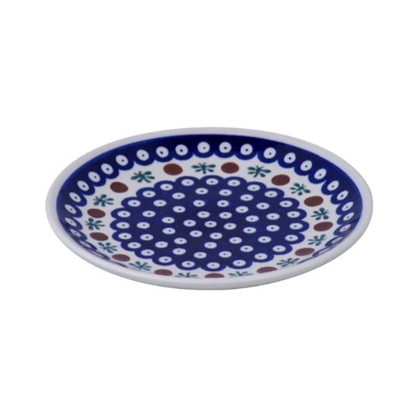 Bunzlauer Breakfast/Dinner Plate Diameter 19 cm, Design 41