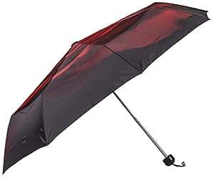 Abbott 27-LUSH/FOLD 03 Collection Red Rose Folding Umbrella