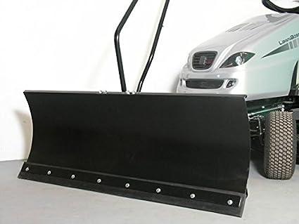 Honda HF 2315 HM comodidad Pala de nieve, 118 x 50 cm para tractor cortacésped