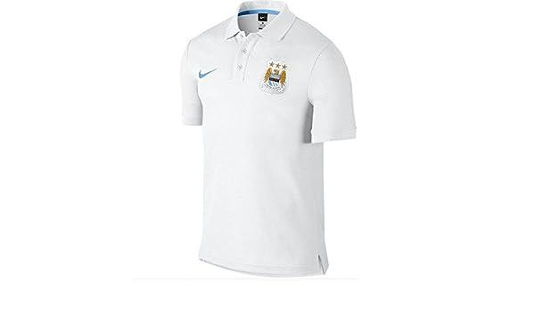 Nike MCFC Core Matchup Polo - Polo Manchester City 2015/2016 para ...
