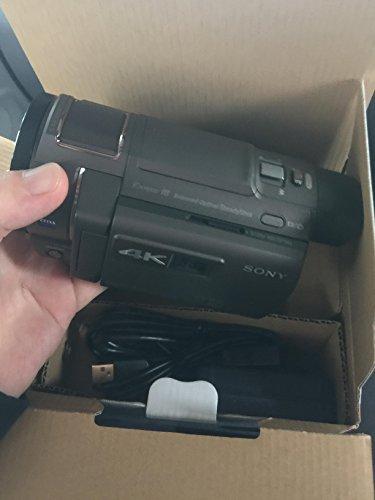 Sony digital 4K video camera recorder  Built-in memory: 64GB