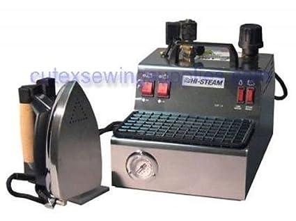 Amazon.com: Hi-Steam SVP-24 Maxi Steam Mini Boiler with Iron - Italy