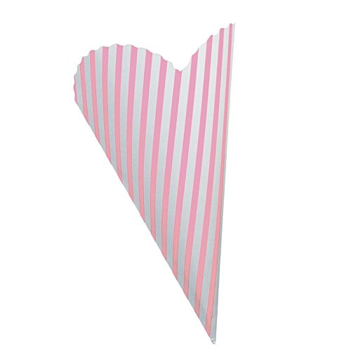 Kornett Candy Bar rayes Rosa