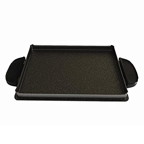 George Foreman GFP84GP Evolve Grill System Griddle