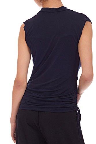 Laeticia Dreams - Camisas - Túnica - Sin mangas - para mujer azul marino 40