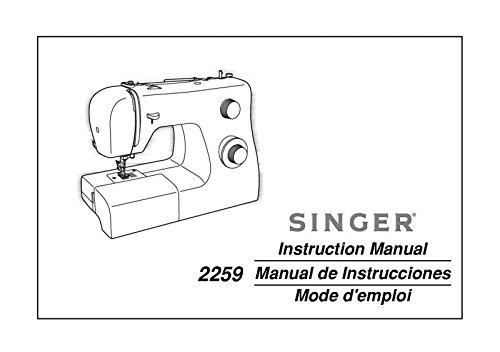 singer sewing 2259 - 2