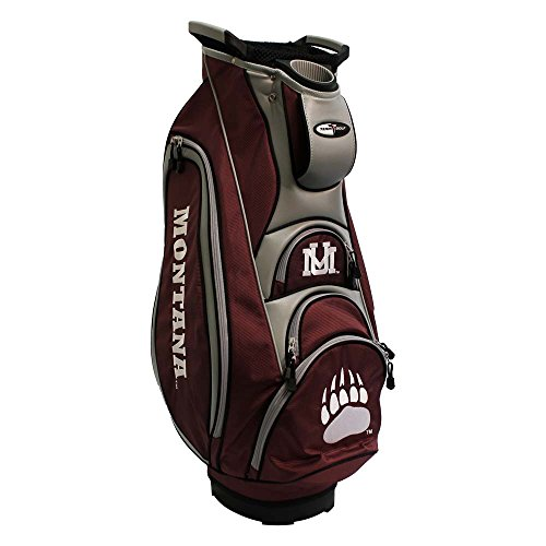 NCAA Montana Victory Golf Cart Bag by Team Golf