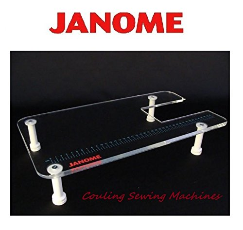 Genuine janome sewing machine extension sew table cmx30 sl30x 8077 genuine janome sewing machine extension sew table cmx30 sl30x 8077 dc3050 amazon kitchen home watchthetrailerfo