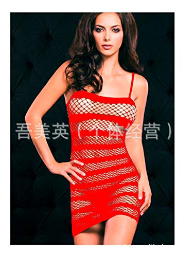 Sexy Lingerie Baby Dolls Sexy Underwear Women Exotic Apparel Dresses Lace 78001 One Size]()