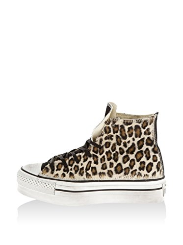 Converse Zapatillas High Platform Eva Blanco / Marrón EU 38