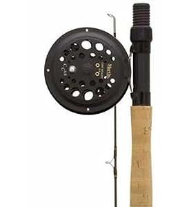 Generic zebco sales co llc zeb cc65cns6 for Push button fishing reel