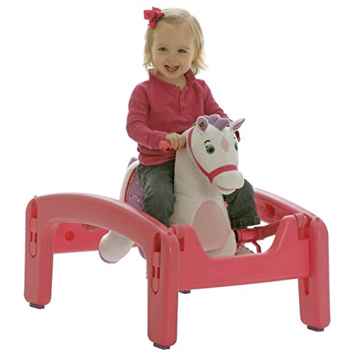 Rockin' Rider Starlight Grow-with-Me Pony