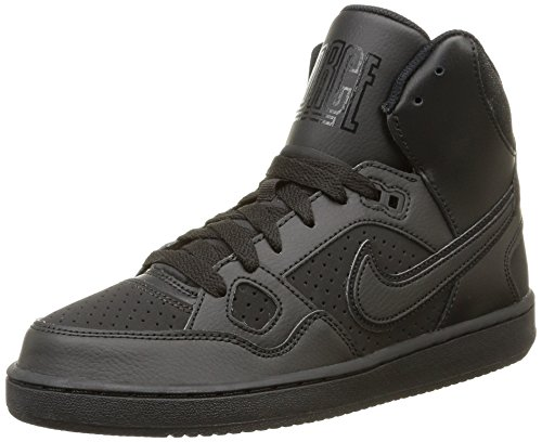Negro black 021 De Baloncesto Of Chico gs Zapatillas Mid black Nike Son Force 7UwzzPR