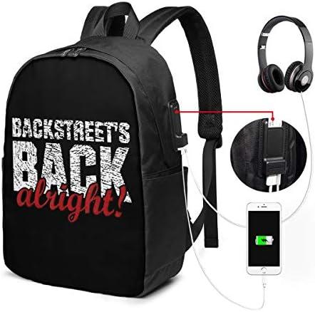 ビジネスリュック バックストリート ボーイズ メンズバックパック 手提げ リュック バックパックリュック 通勤 出張 大容量 イヤホンポート USB充電ポート付き 防水 PC収納 通勤 出張 旅行 通学 男女兼用