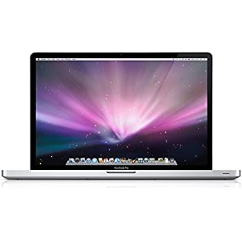 Amazon.com: APPLE MacBook Pro 17-Inch Widescreen Laptop ...