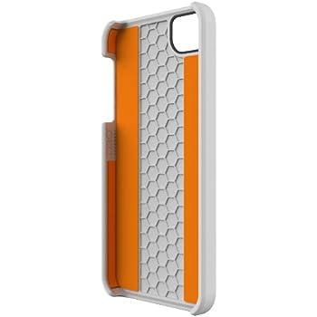best service 955e6 4b75d Tech21 Apple iPhone 5 5s SE Case D30 Impact Snap Case - White / Gray