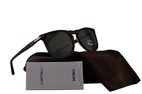 Persol PO3113S Sunglasses Terra E Oceano w/Green Lens 102231 PO 3113-S - Jamie Amazon Foxx Sunglasses